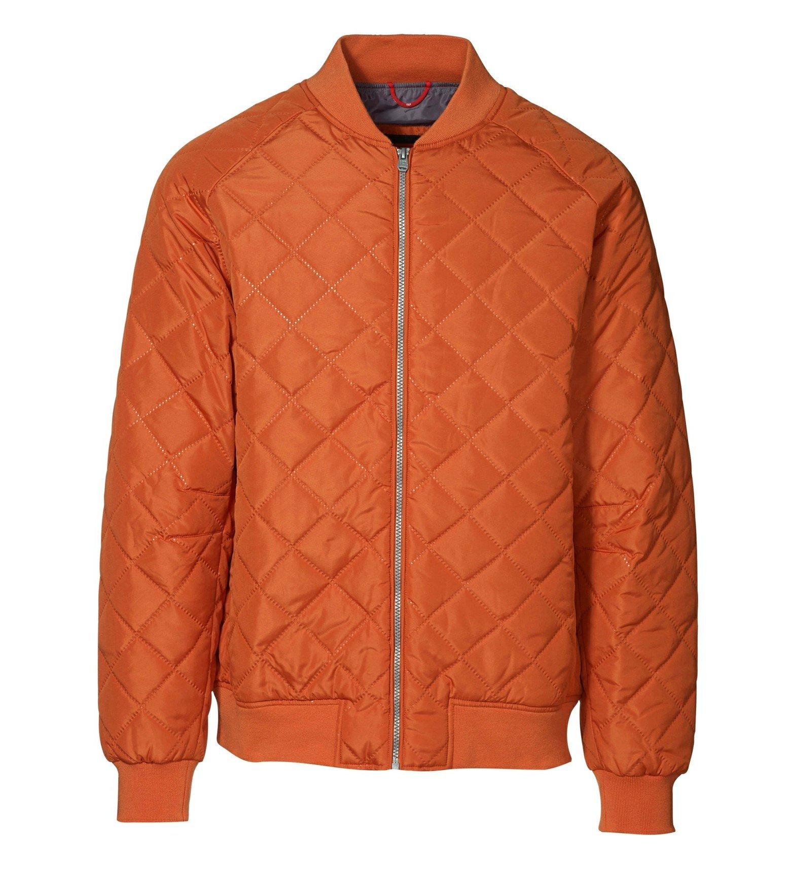 3be14390 Bomber jakke med broderi - klik her